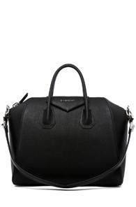 Givenchy Medium Antigona In Black