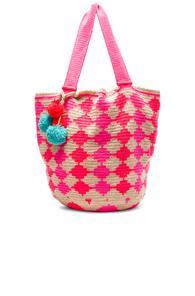 Sophie Anderson Jonas Bag In Pink,neon