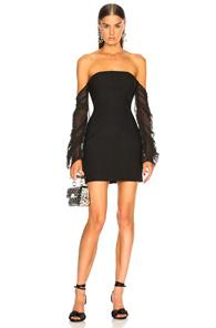 Cinq A Sept Anastasia Dress In Black