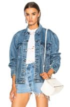 Icons Levi's Trucker Jacket In Blue