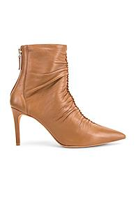 Alexandre Birman Susanna Booties In Brown