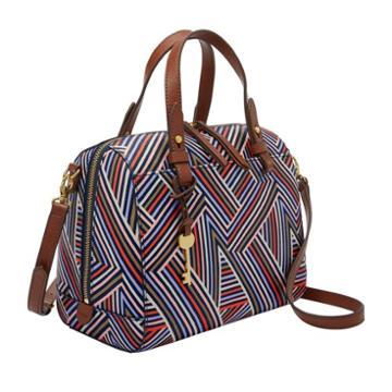 Fossil Rachel Satchel  Handbags Multi- Zb7314998