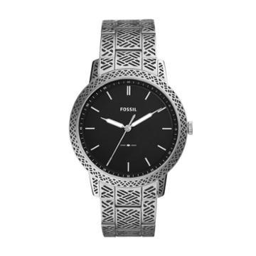 Fossil The Minimalist Three-hand Stainless Steel Watch  Jewelry - Fs5505