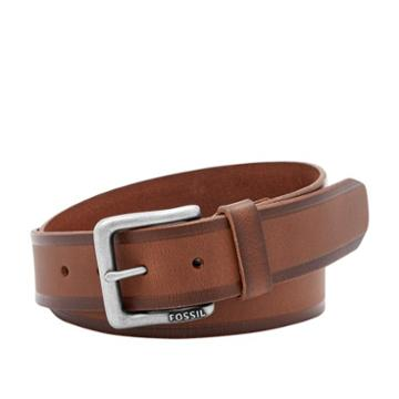 Fossil Kit Belt  Clothing Accessories Brown- Mb103520034