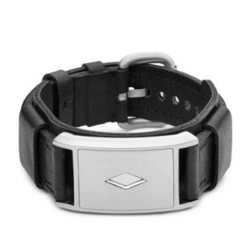 Fossil Diamond Detail Steel Bracelet Jf02367040