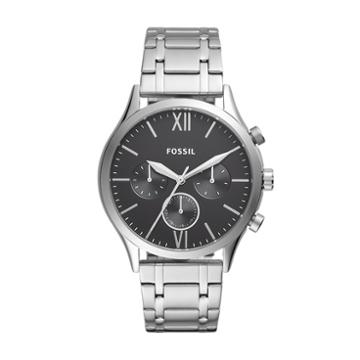 Fossil Fenmore Midsize Multifunction Stainless Steel Watch  Jewelry - Bq2406