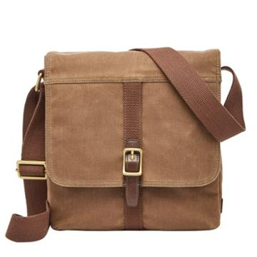 Fossil Evan City Bag  Bags Olive- Sbg1218345
