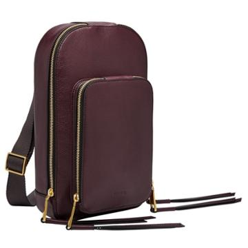 Fossil Dove Sling Pack  Handbags Fig- Zb7836503