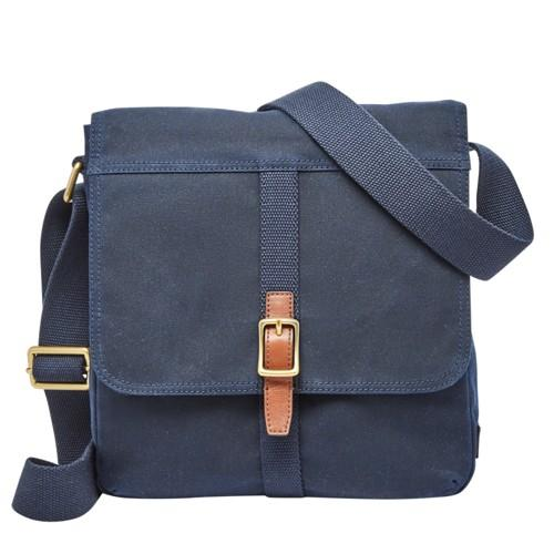 Fossil Evan City Bag Bags Navy- Sbg1218400  628ae3872c033