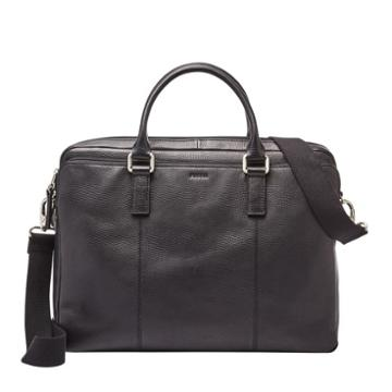 Fossil Walton Document Bag  Bags Black- Sbg1225001