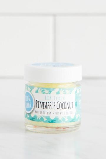Francesca Inchess Pineapple Coconut Lip Scrub