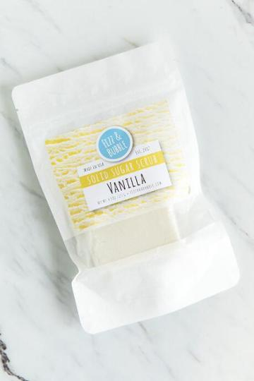 Francesca Inchess Vanilla Solid Sugar Scrub