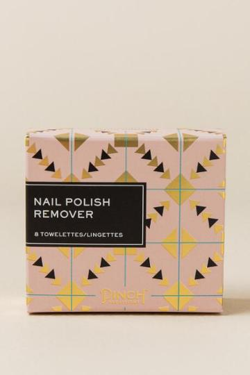 Pinch Provisions Nail Polish Remover Towelettes