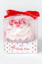 Francesca's Candy Cane Bath Bomb Boxed