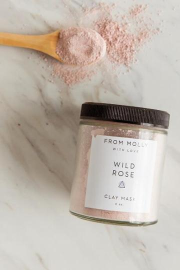 Francesca Inchess From Molly With Love Wild Rose Clay Mask