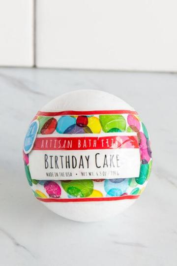 Francesca Inchess Birthday Cake Bath Bomb