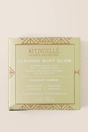 Spongelle - Radiant Amber Shimmer Buffer