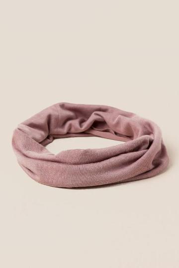 Francesca's Gabriella Solid Softwrap - Rose