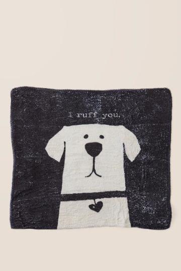 Natural Life I Ruff You Dog Washcloth