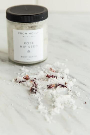 Francesca Inchess From Molly With Love Rose Hip Scrub