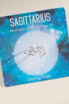 Francesca's Sagittarius Sterling Silver Constellation Ring - Silver