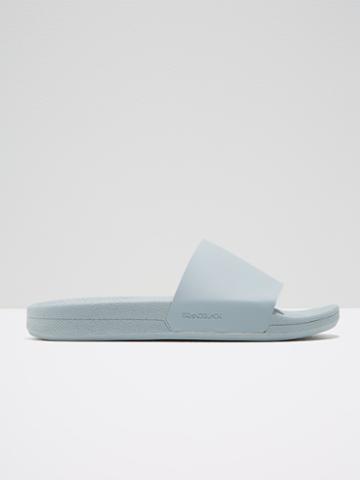 Frank + Oak Brandblack Kashiba Slide In Light Blue