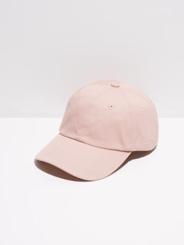 Frank + Oak Cotton-twill Dad Cap In Dusty Pink