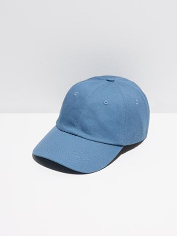 Frank + Oak Cotton-twill Dad Cap In Light Blue