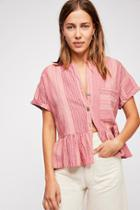 Fly Free Buttondown By Free People