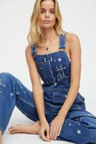 Barber Zodiac Overalls At Free People Denim