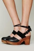 Free People Womens Belmont Leather Clog
