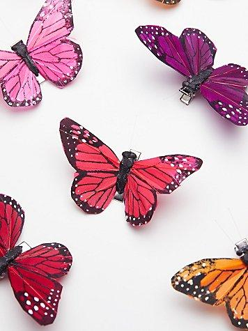 Wild & Free Jewelry Butterfly Hair Clip -