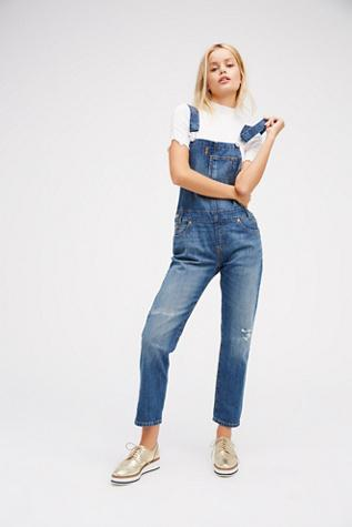 Levi's Womens Levi Heritage Overall