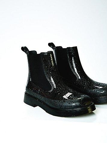 Jeffrey Campbell + Free People Puddle Jumping Rainboot