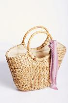 Straw Studios Womens Sunday Straw Tote