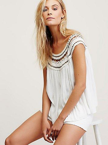 Free People Feel Free Top