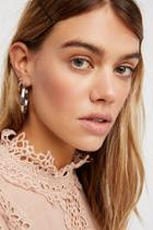 Squared Off Bella Hoops By Free People