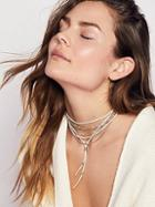 Wanted & Wild Leather Bolo By Free People