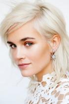 Serafina Womens Starburst Ear Jackets