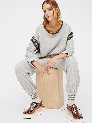 Free People Trudy Pullover