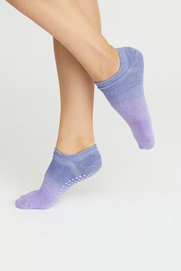 Ombre Grip Yoga Sock By Great Soles At Free People