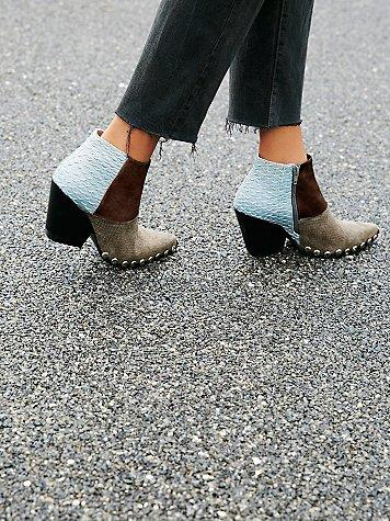 Jeffrey Campbell + Free People Deville Western Boot