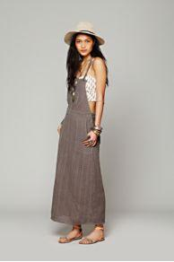 Feder Overall Dress At Free People