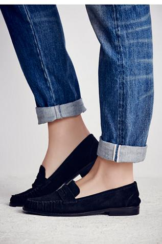 Jeffrey Campbell  + Free People Womens Wren Loafer