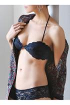 Intimately Womens Essential Lace T Back Bra