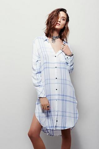 Rails Womens Rails Plaid Maxi