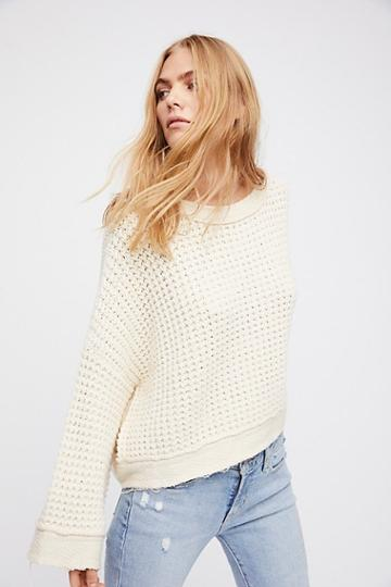 Maybe Baby Sweater By Free People