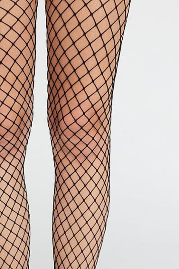 Downtown Fishnet Tight By Memoi At Free People
