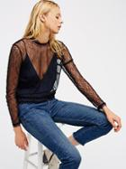 Free People Pretty Mama Top