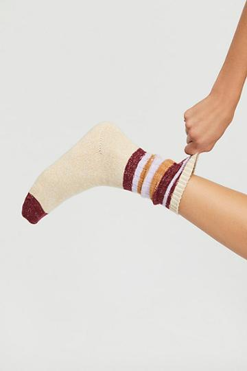 Rift Valley Crew Sock By Free People
